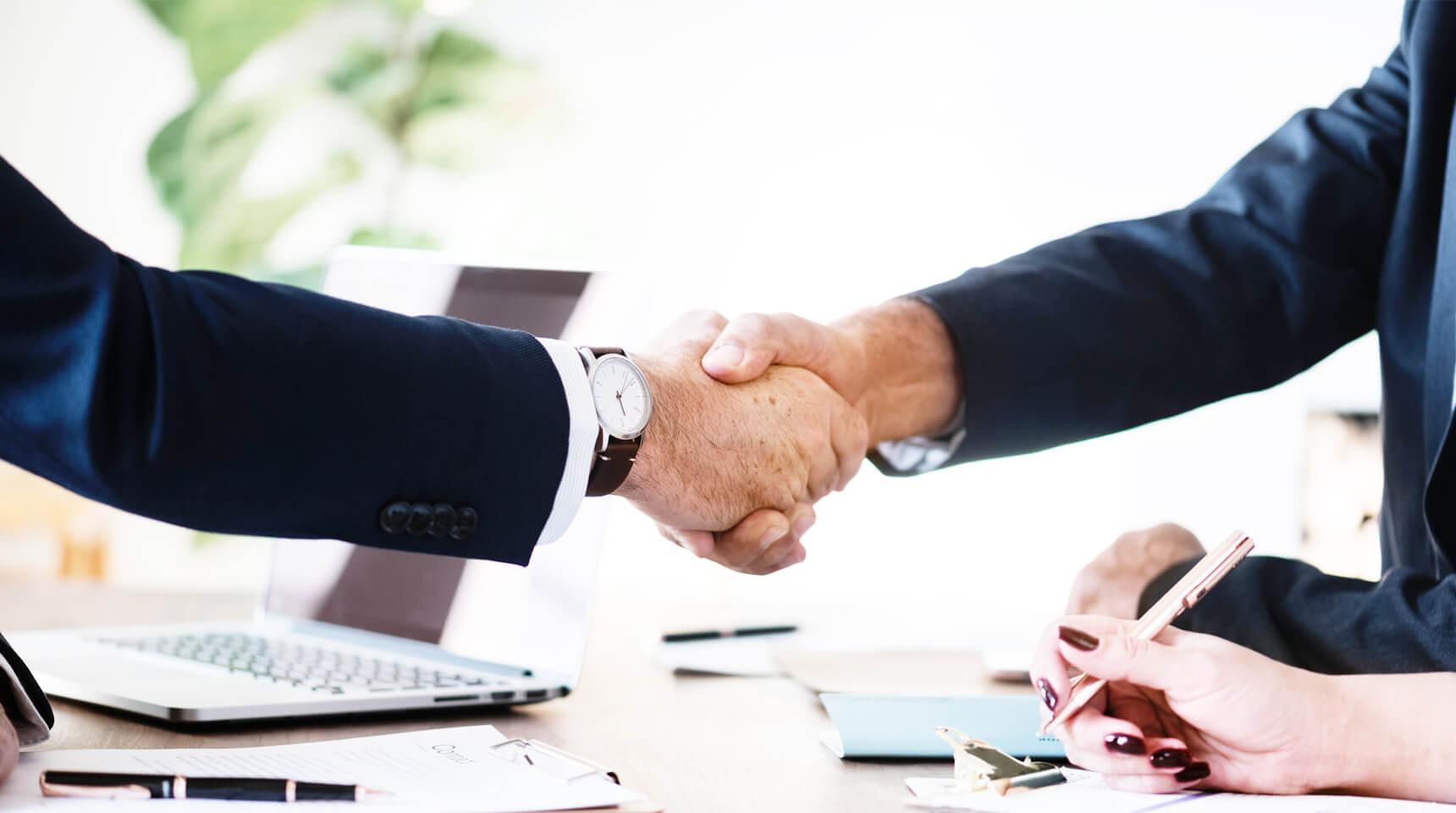 プロの視点から、お客様満足度の追求を心掛け、提案型のビジネス型を展開します